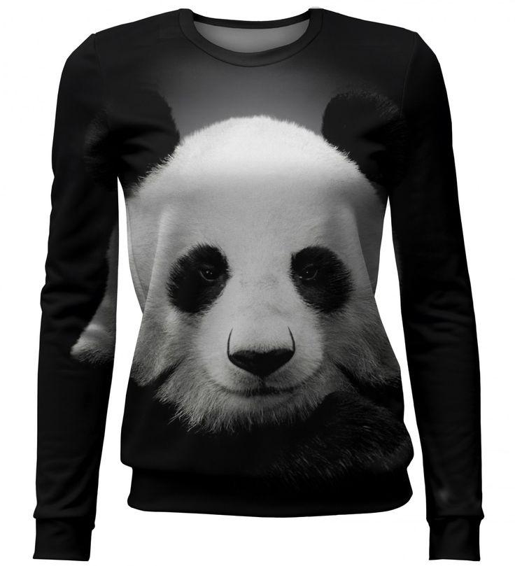 Panda sweater, Mr. GUGU & Miss GO