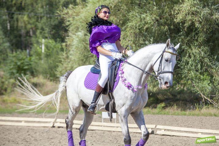 Выездка - Федерация Конного Спорта Казахстана