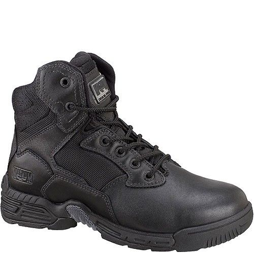 Click Image Above To Purchase: Magnum Stealth Force Wp (women's) - Black  Full Grain Leather