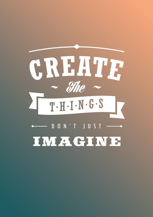 Imagination Is The Start Of Great Things Design Pinterest