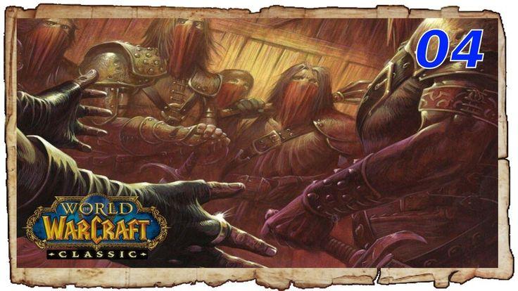 World of Warcraft Classic Full Gameplay Walkthrough