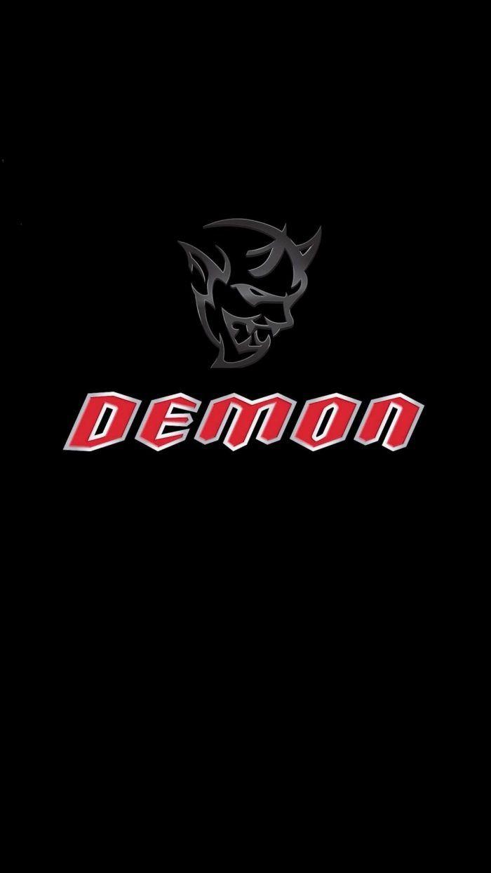 Dodge Demon Logo Iphone Wallpaper Mustang Wallpaper Dodge Logo Dodge