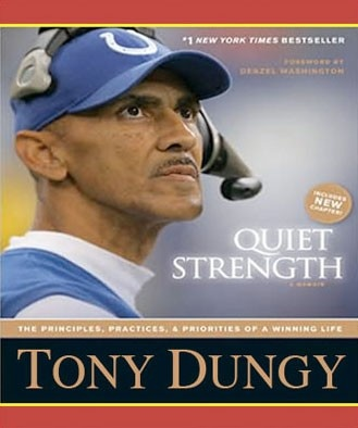 Quiet Strength: The Principles, Practices & Priorities of a Winning Life