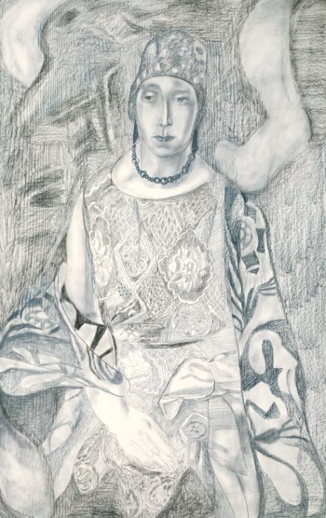 Frances Hodgkins, 'Seated Woman' c.1925–30