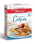 francine  Les inratables ma pâte à Crêpes
