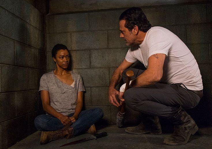 6 Detalhes que Poucos Perceberam no 14º Episódio da 7ª Temporada de The Walking Dead - The Walking Dead BRASIL