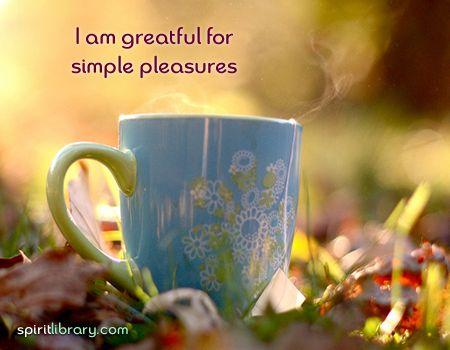 tea pleasure pleasure simple simple