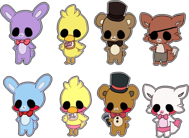 1000+ Images About Five Nights At Freddy's Fan!! On