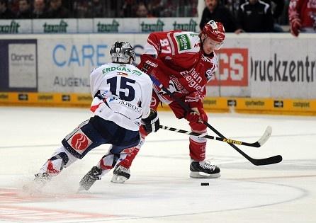 Durch den Auswärtssieg in Berlin haben sich die Haie den Heimvorteil in der Best of Five Serie zurückgeholt. Morgen geht es in die dritte Partie! Wer gewinnt? https://www.mybet.com/de/sportwetten/wettprogramm/eishockey/deutschland/del-eishockey