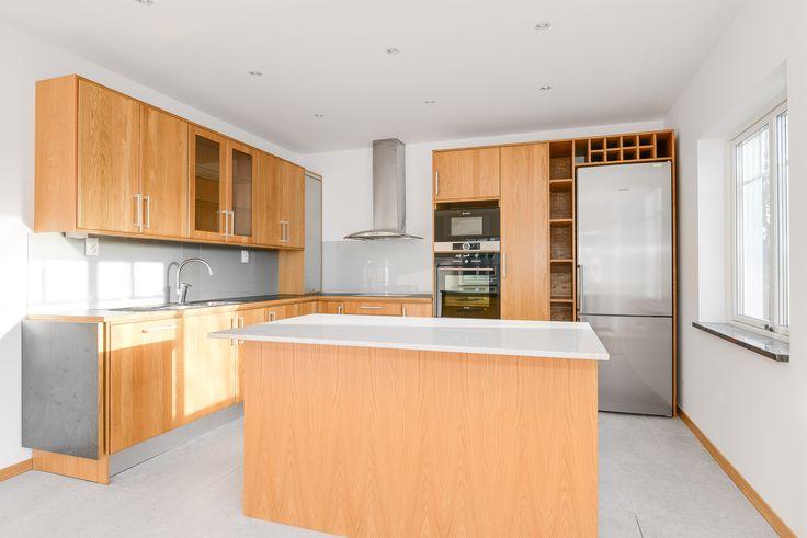 Bra planerat och snyggt kök från Ballingslöv