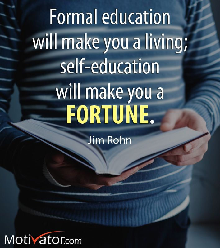 ''The importance of Self eductation InspireYourself  '' # Education quotes #