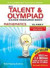 BMA's Talent & Olympiad Exams Resource Book for Class - 5 (Maths) Paperback ? 2003