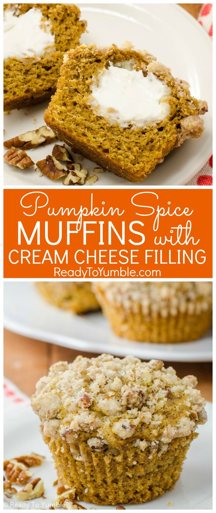 ... on Pinterest | Apple cinnamon, Chocolate chip muffins and Pumpkins