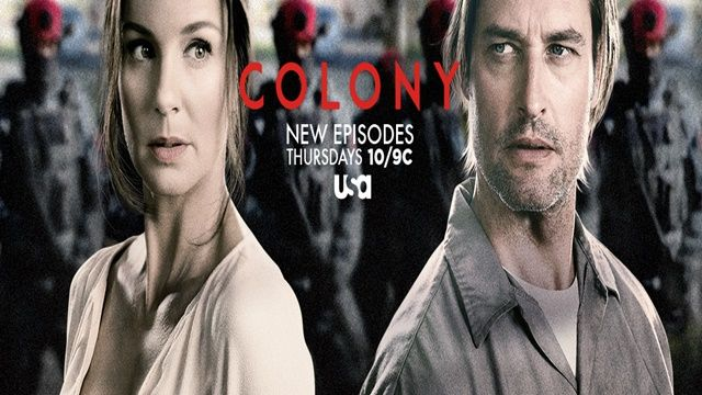 Watch Series Greece: Colony (2016)