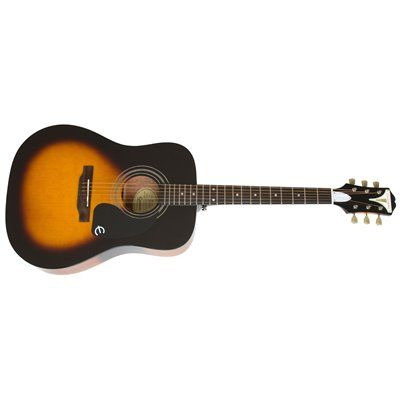 EPIPHONE PRO-1 ACOUSTIC VS  Skvělá akustická kytara nejen do začátků!  #akustickakytara #epiphone