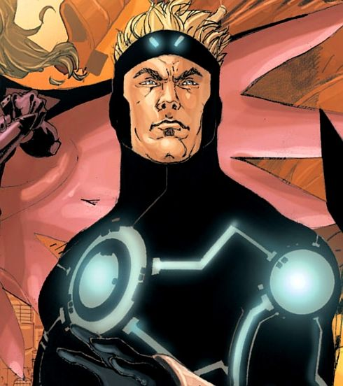 """Havok (Alexendar summers) is Cyclops' and Vulcan's brother. Officially recruited into the team by Professor X in """"The X-Men"""" Vol. 1 #65. Occasional boyfriend of Polaris and is the former leader of X-Factor and Starjammers. He was the former leader of Uncanny Avengers."""
