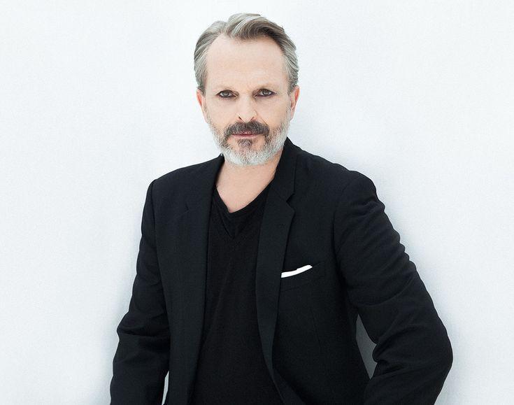Miguel Bosé es el director de la gala y embajador de la fundación.