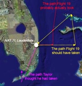 flight 19 bermuda triangle - Google Search