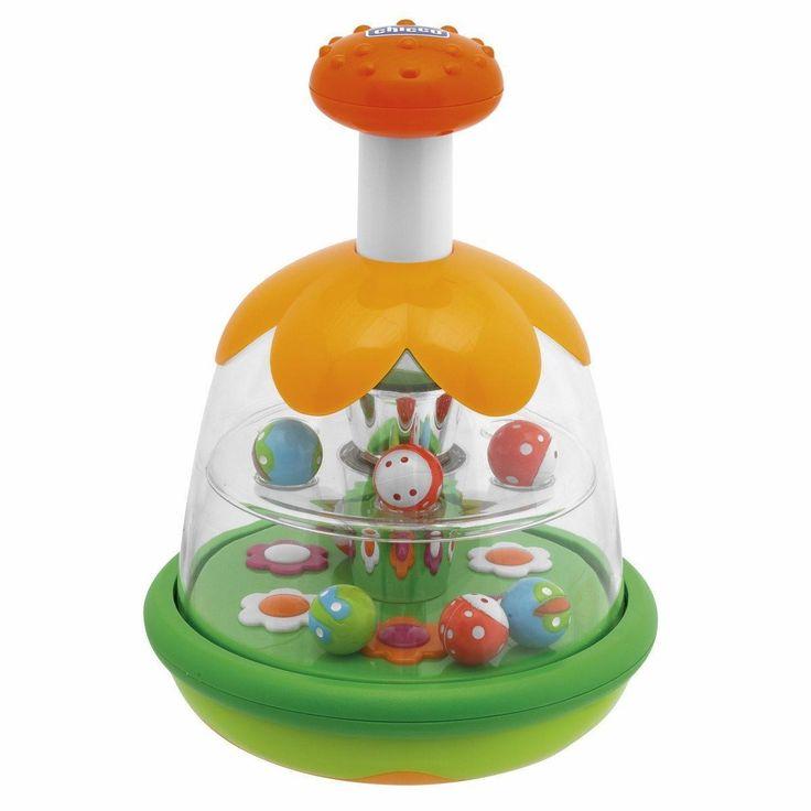 Tęczowy Bączek - bezpieczna zabawka dla dziecka