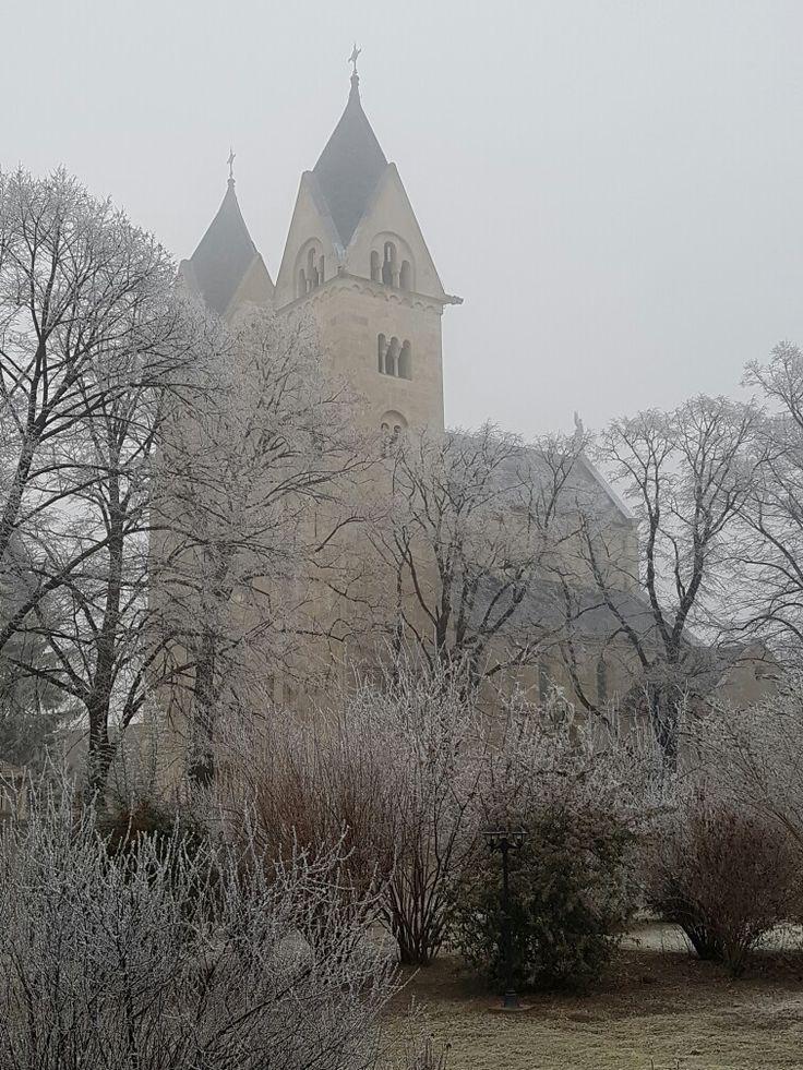 Lébény, Szent Jakab templom