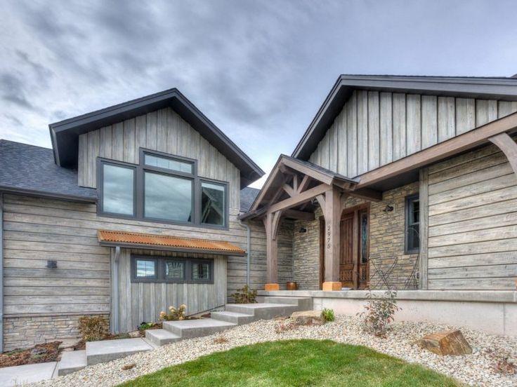 Golf Retreat Home, Missoula, Montana | EverLog Systems ...