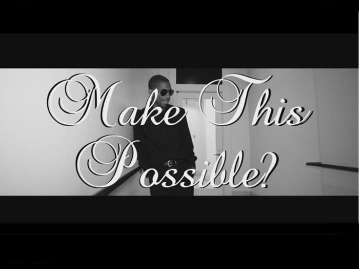 """Sweet P The Entertainer presents - """"Make This Possible?"""""""