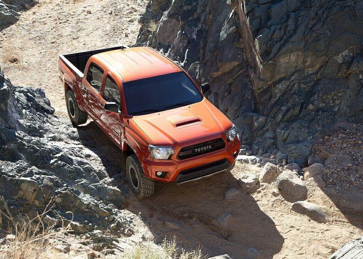 Toyota Tacoma TRD Pro Series (2015).  Can't wait till this comes out, I'm going to trade in my 2006 tacoma!