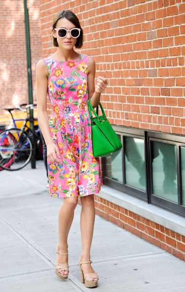 Street Style: New York Fashion Week Spring/Summer 2014