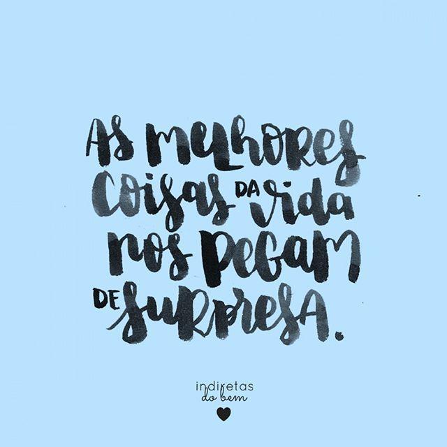 WEBSTA @ instadobem - #recadodobem: deixe a vida acontecer, ela sabe o que faz…