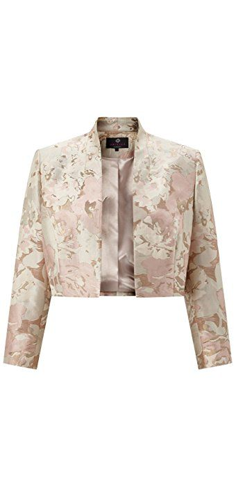 Ariella London Mirabel Mother Of The Bride Jacket Amazon Co Uk Clothing Dresses For Wedding In  Pinterest Mother Of The Bride Jackets Mother Of