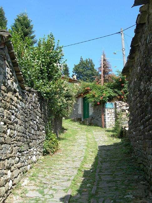 Agrafa near Karpenissi
