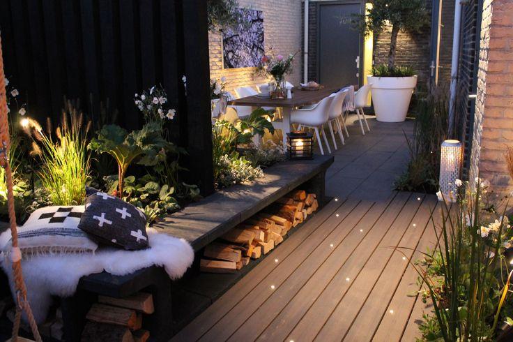 De ideale familie-tuin