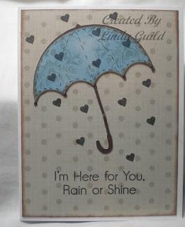 Umbrella Card inspiration
