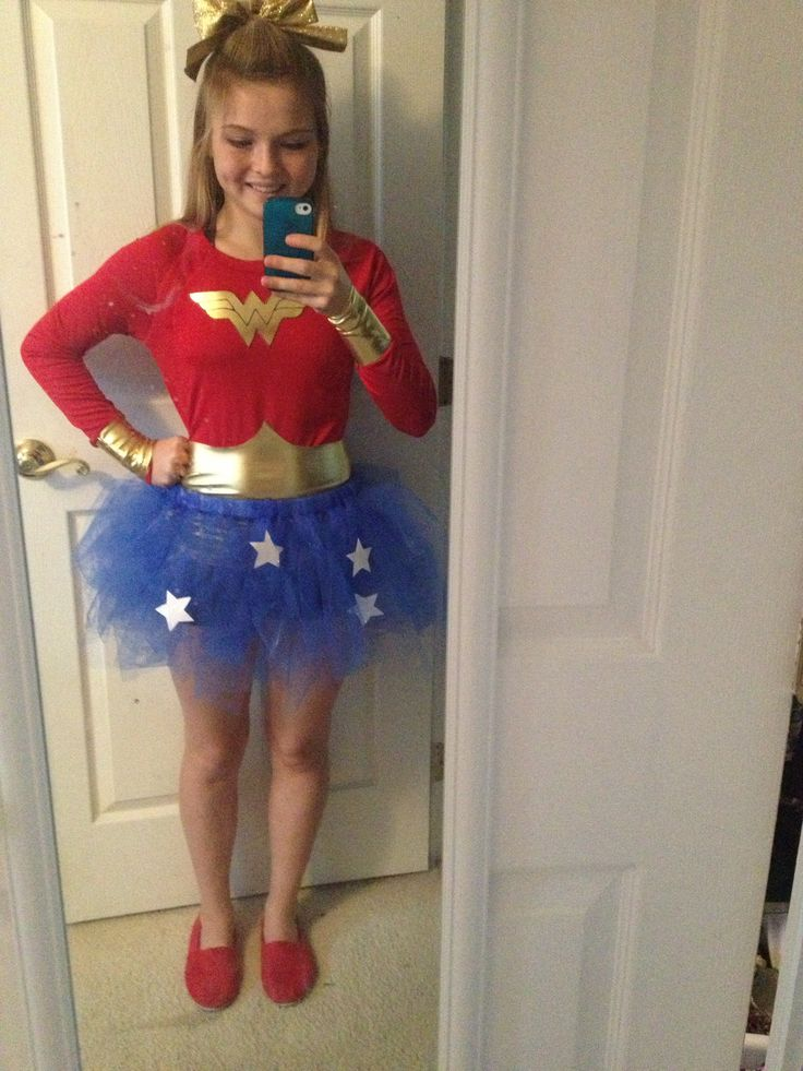 Cheap wonder woman halloween costume-4927