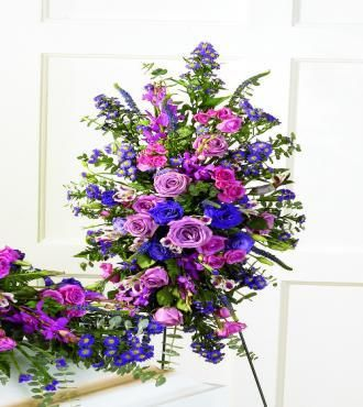 Another Awesome Arrangement Funeral Yes I Make Cemetary Flowers