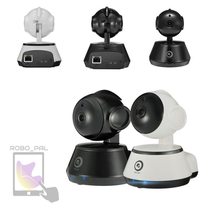 1080p CCTV wifi IP night vision outdoor home wireless security system camera #ROBO