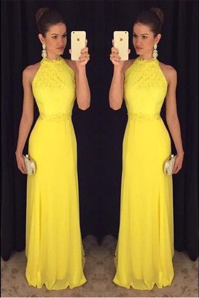 25 best ideas about yellow prom dresses on pinterest