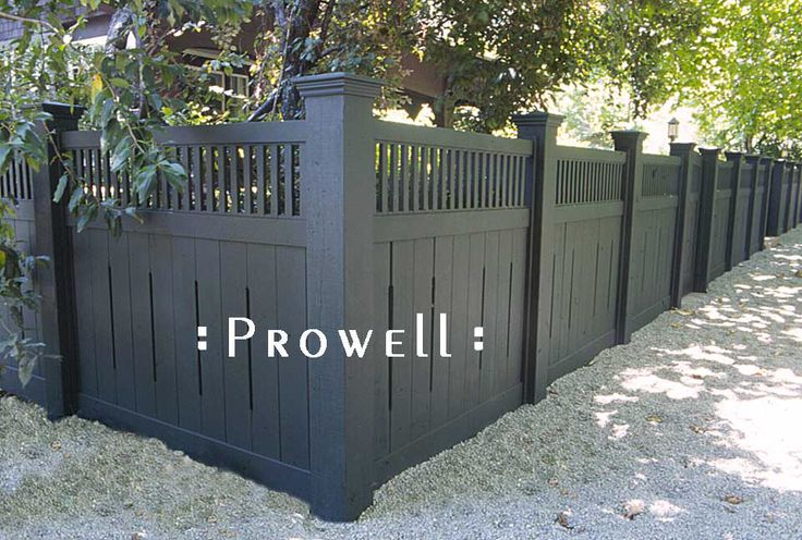 Image from http://www.prowellwoodworks.com/fences/fence_1.jpg.
