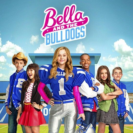 Todays the day!! Bella and the bulldogs premeriers TONIGHT @8/7c on nickelodeon!!! Im so excited!!!