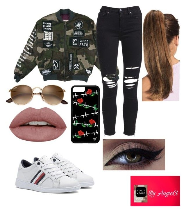 🥀✌🏻 by angiecl on Polyvore featuring polyvore, fashion, style, AMIRI and clothing