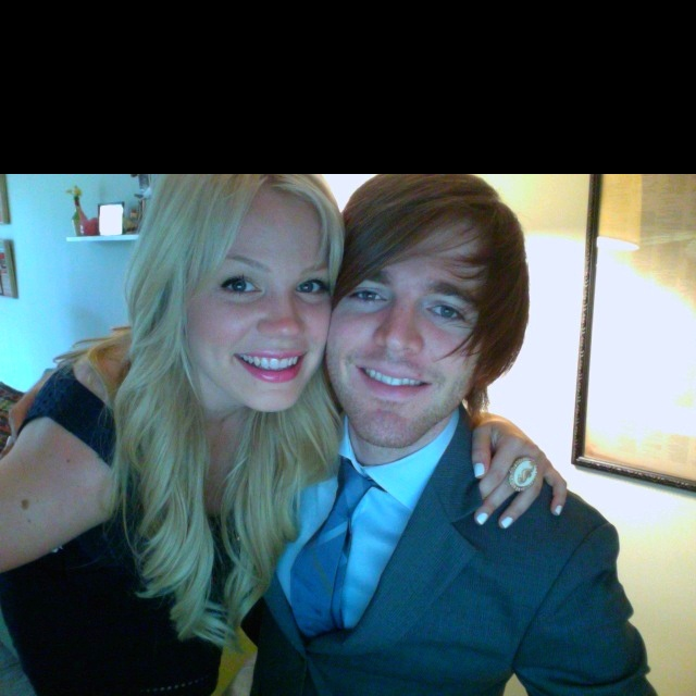 Shane Dawson and his girlfriend Lisa Schwartz. I want a relationship like theirs