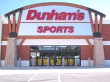 Dunham's Sports is a regional sporting goods superstore chain owned by Dunham's Athleisure Corporation, with stores located in the Midwestern to Southeastern United States. Description from snipview.com. I searched for this on bing.com/images