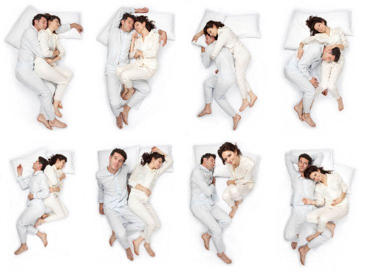Afbeeldingsresultaat voor couple sleeping positions