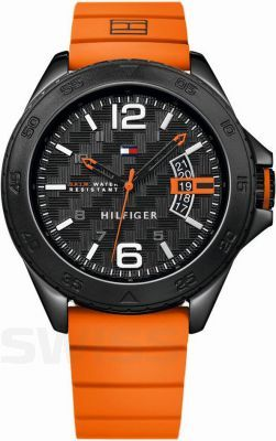 Poczuj moc! #TommyHilfiger #TommyHilfigerWatch #orange #black #white #power #beaman #watches #zegarek #watch #zegarki #butiki #swiss #butikiswiss