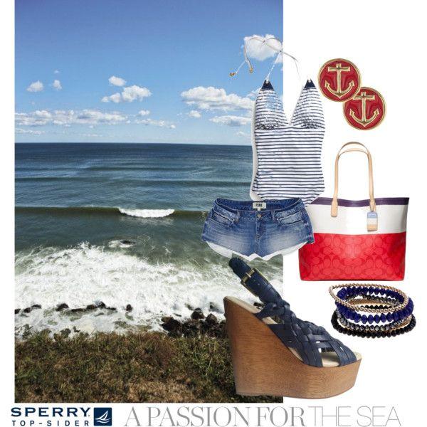 """seaside"" by emiliya88 on Polyvore"