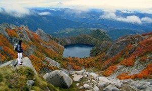 Chile's lakes and volcanoes (Turismo Chile)