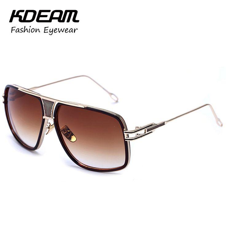$13.99 (Buy here: https://alitems.com/g/1e8d114494ebda23ff8b16525dc3e8/?i=5&ulp=https%3A%2F%2Fwww.aliexpress.com%2Fitem%2FKDEAM-Eyewear-Shield-Sunglasses-Men-Gold-Tone-Party-Goggles-Sun-Glasses-Women-sonnenbrille-lunette-femme-With%2F32695990456.html ) KDEAM Eyewear Shield Sunglasses Men Gold-Tone Party Goggles Sun Glasses Women sonnenbrille lunette femme With Box KD163 for just $13.99