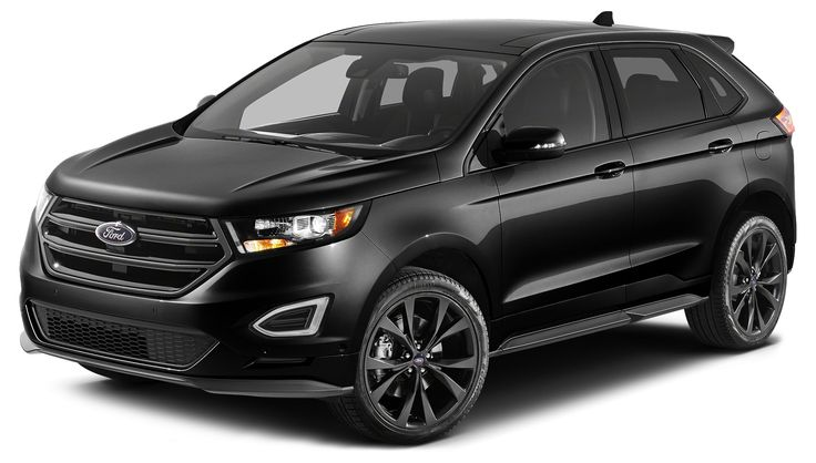 image of a 2015 Ford Edge in black - Google Search