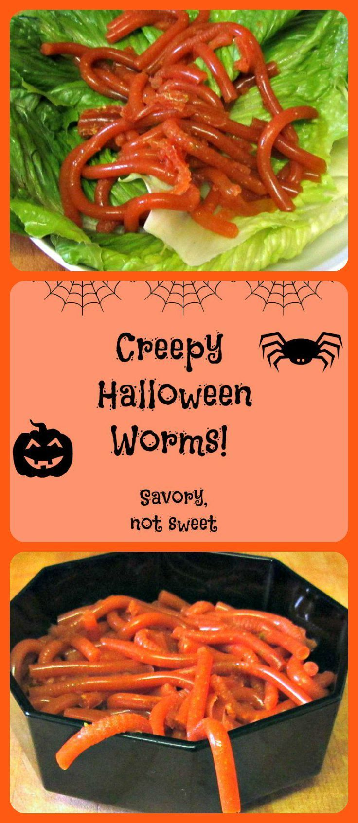 130 best Easy Halloween Food Ideas and Recipes images on Pinterest ...