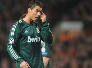 Cristiano Ronaldo jubelte nach seinem Tor zum 2:1 nur ganz verhalten. (Foto: Peter Powell/dpa)